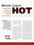 Making Climate Hot article