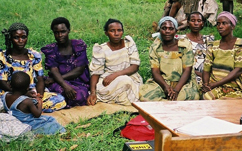 ugandan farmers' wives